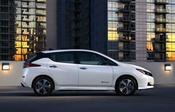 61 The Best 2020 Nissan Leaf Range Release Date And Concept