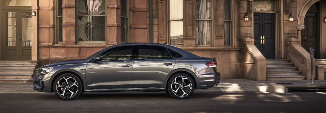 61 The Volkswagen Us Passat 2020 Exterior