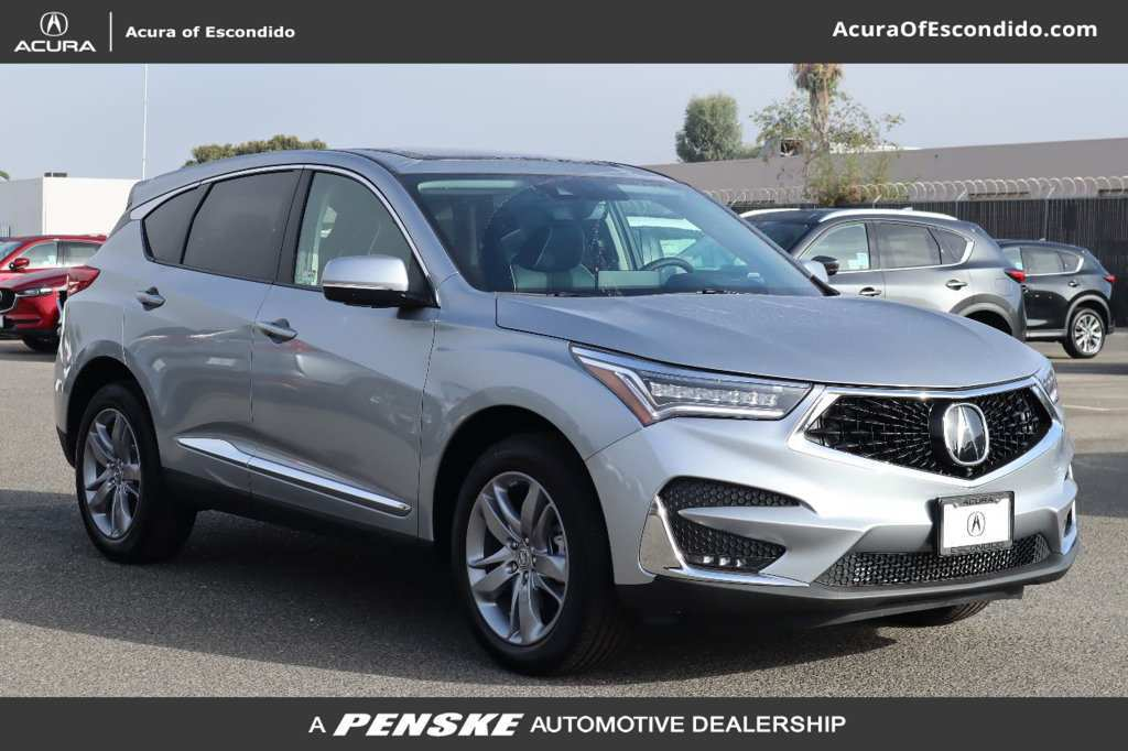 62 A 2020 Acura Rdx Advance Package Price