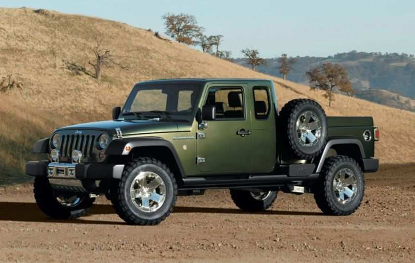 62 A 2020 Jeep Wrangler Pickup Truck Price