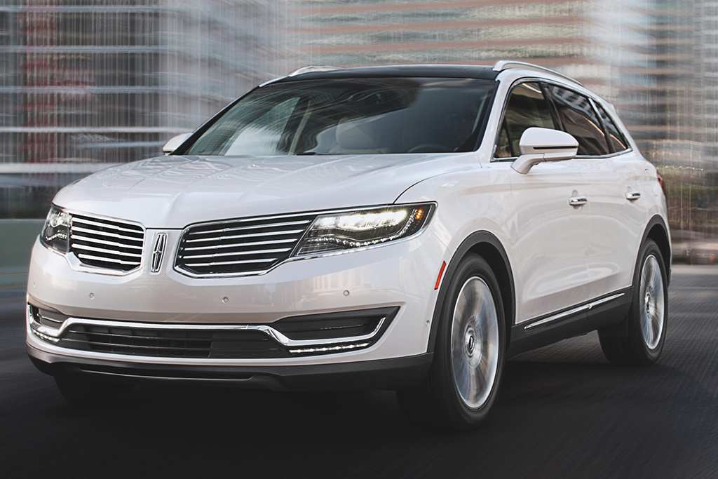 62 A 2020 Lincoln Mkx Exterior And Interior