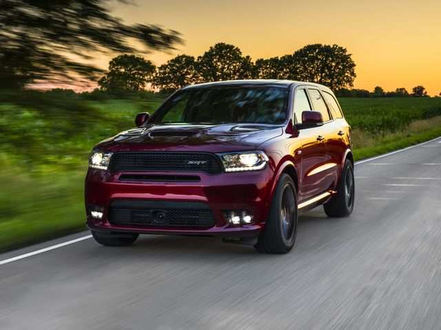 62 A Dodge Durango Srt 2020 New Concept