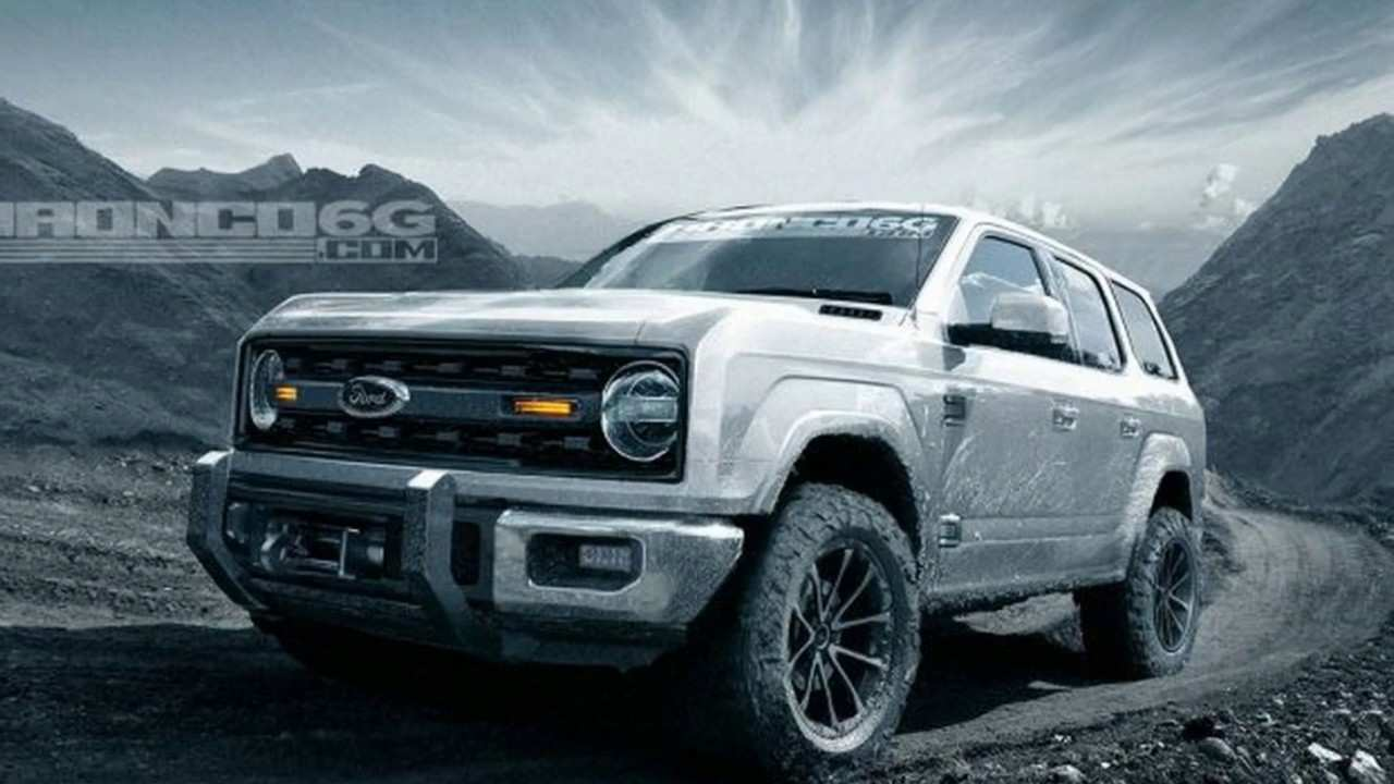 62 All New 2020 Ford Bronco Youtube Price Design And Review