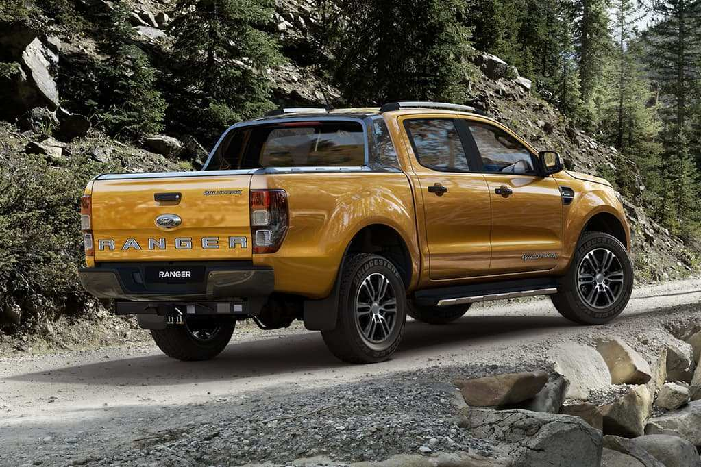 62 All New 2020 Ford Ranger Wildtrak Price