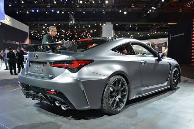 62 All New 2020 Lexus Rcf Price Performance And New Engine