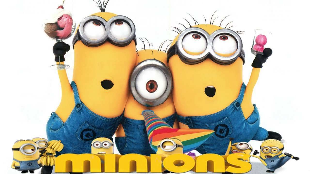 62 All New Minions 2 2019 Release