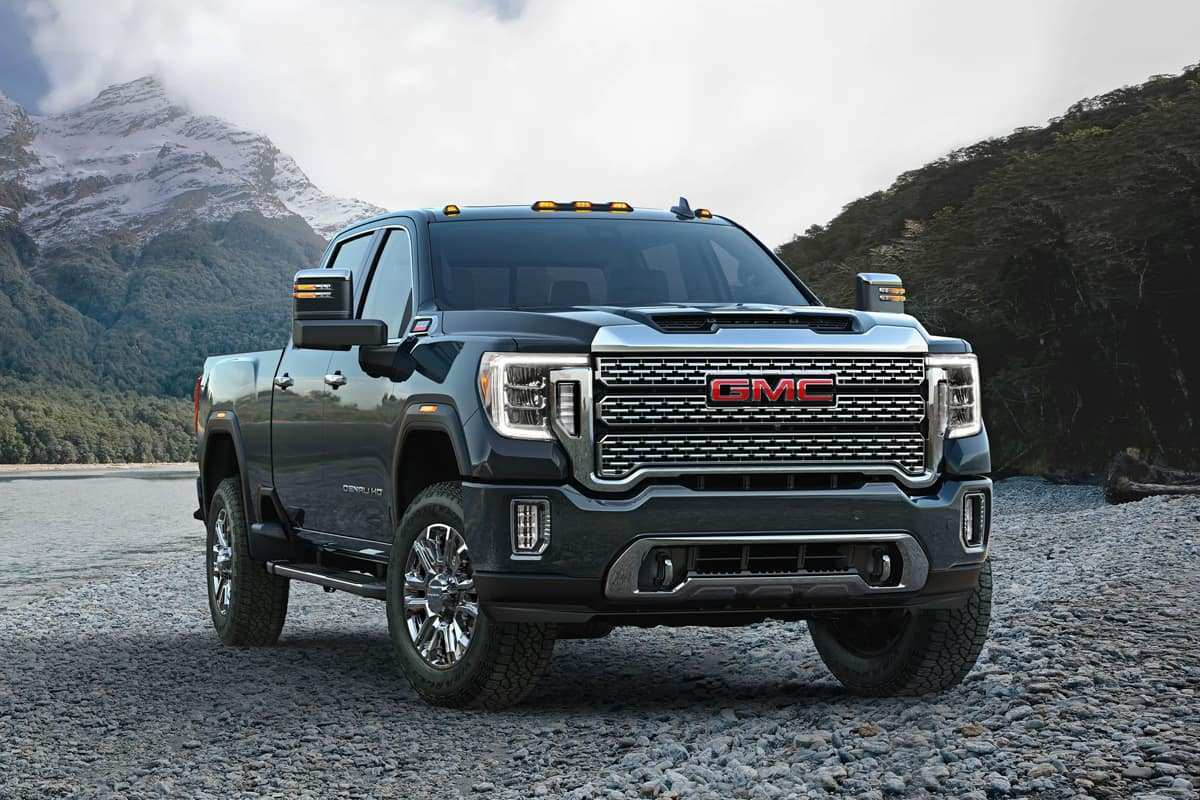 62 Best 2019 Gmc Sierra Release Date Performance