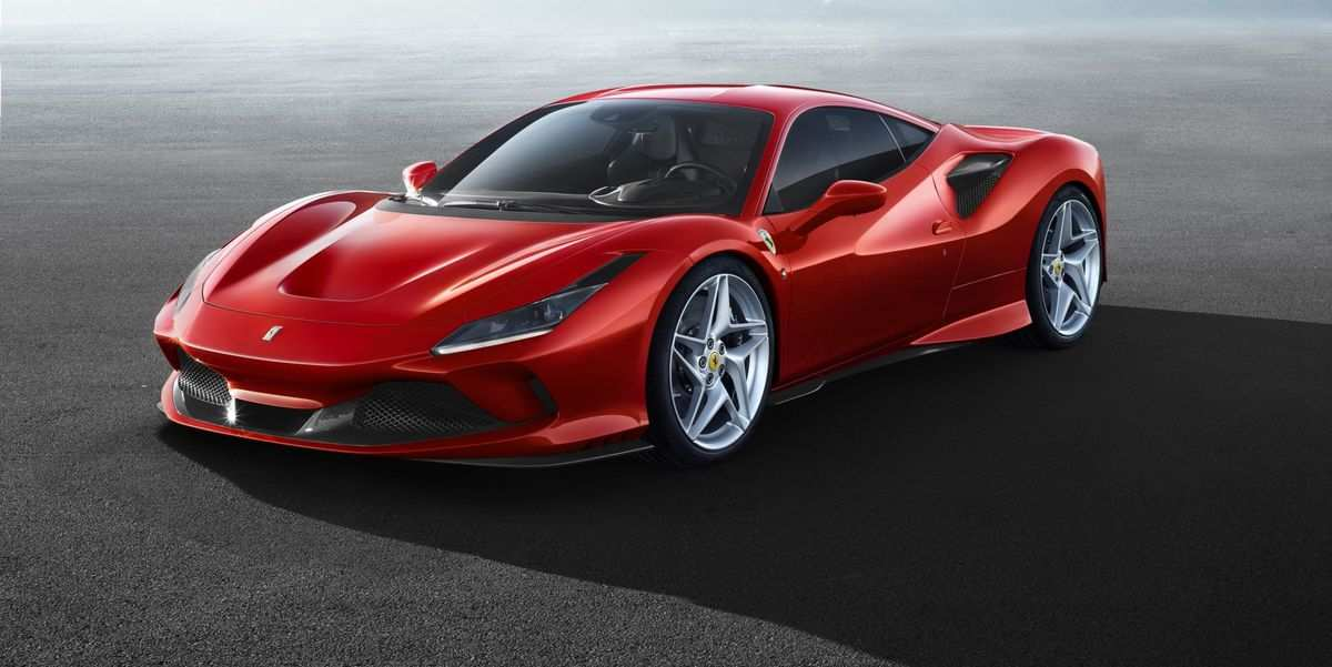 62 Best 2020 Ferrari Cars Photos