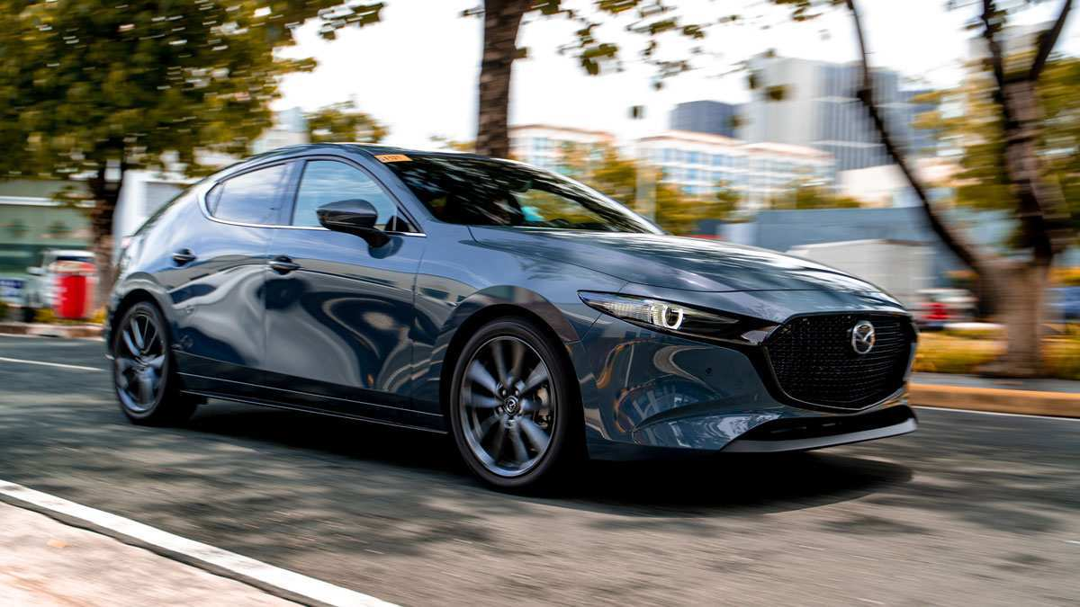62 Best Mazda Sedan 2020 Release Date And Concept