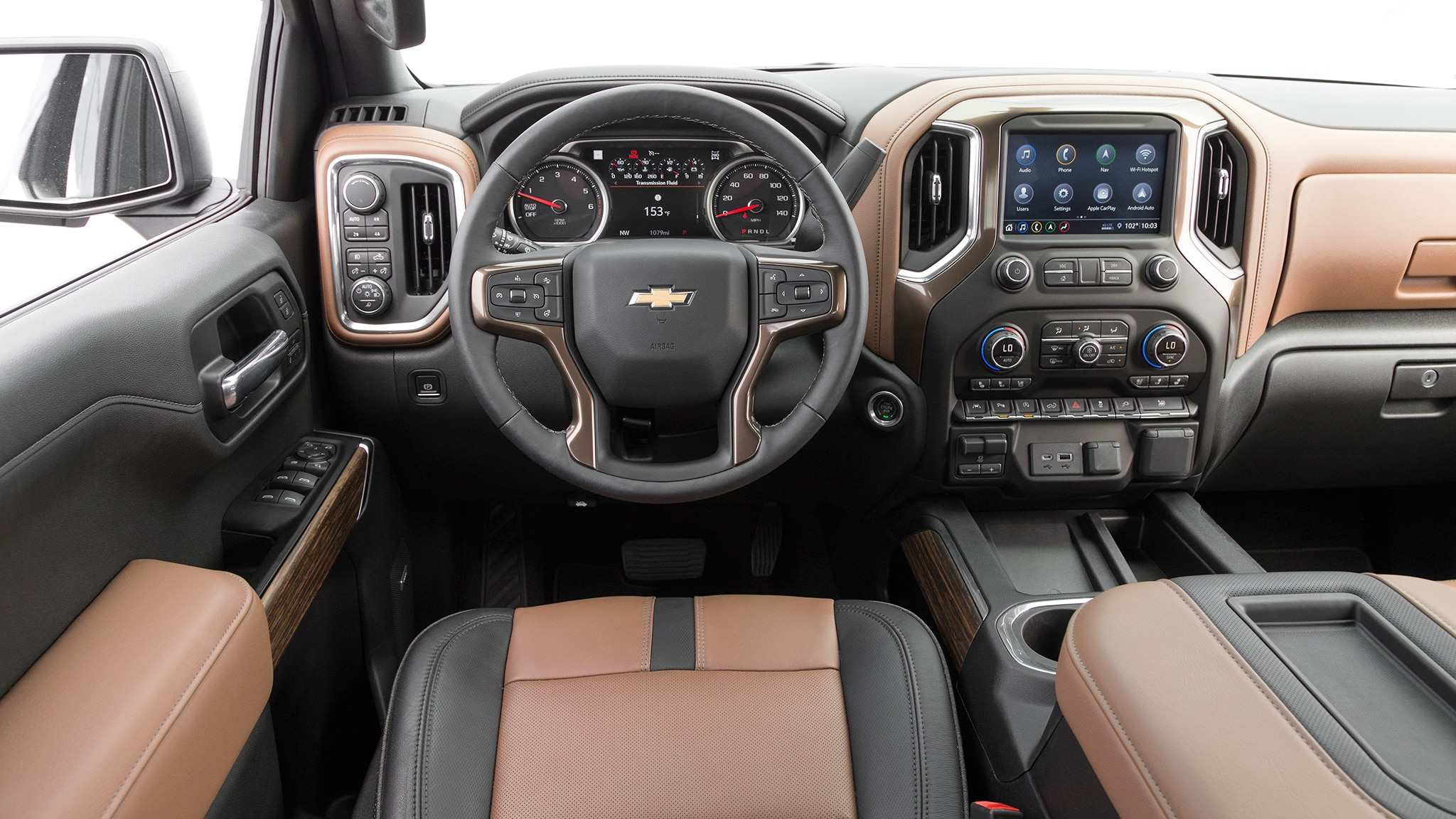62 New 2019 Chevrolet High Country Interior Redesign