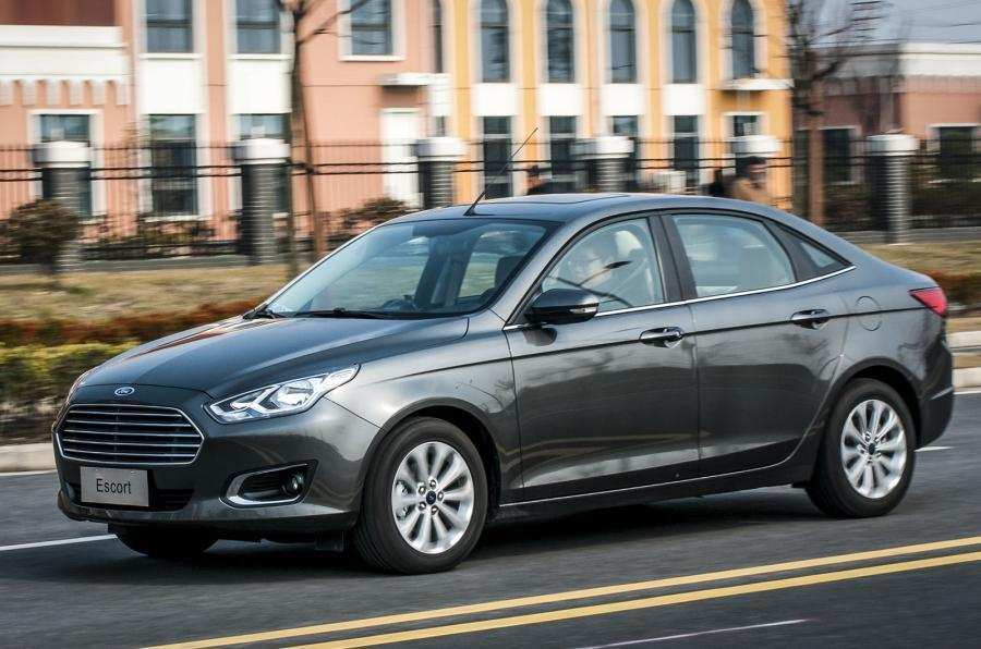 62 New 2019 Ford Escort Review And Release Date