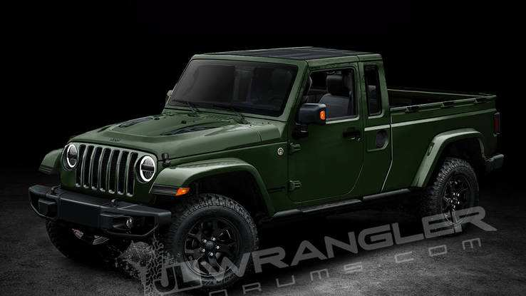 62 New 2019 Jeep Jt Price New Review