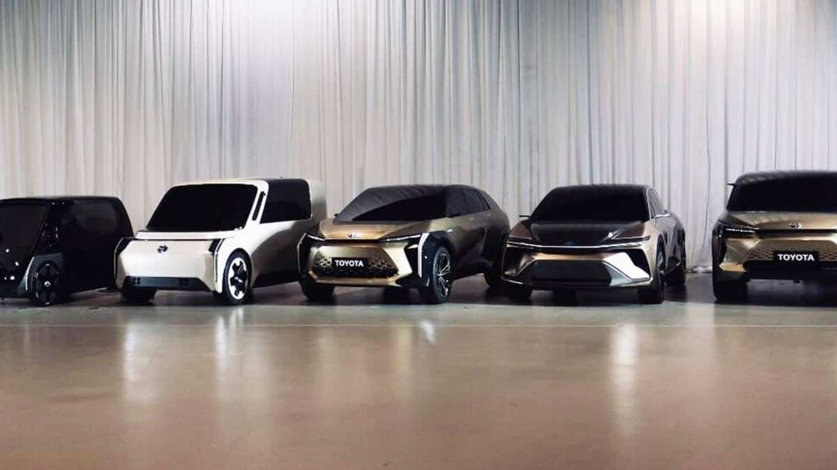 62 New 2020 Toyota Electric Car Spy Shoot