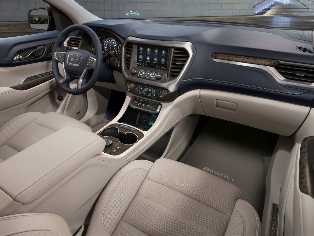 62 New New Gmc Acadia 2020 Configurations