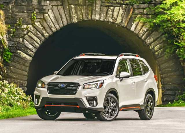 62 New Subaru Forester All New 2020 Interior