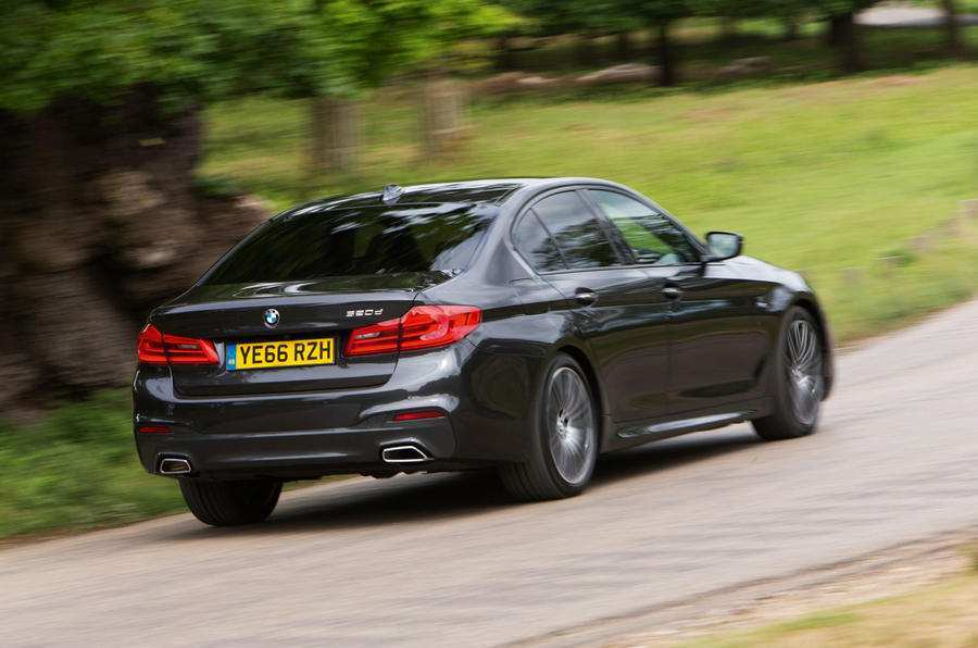 62 The 2019 Bmw 5 Series Diesel Review