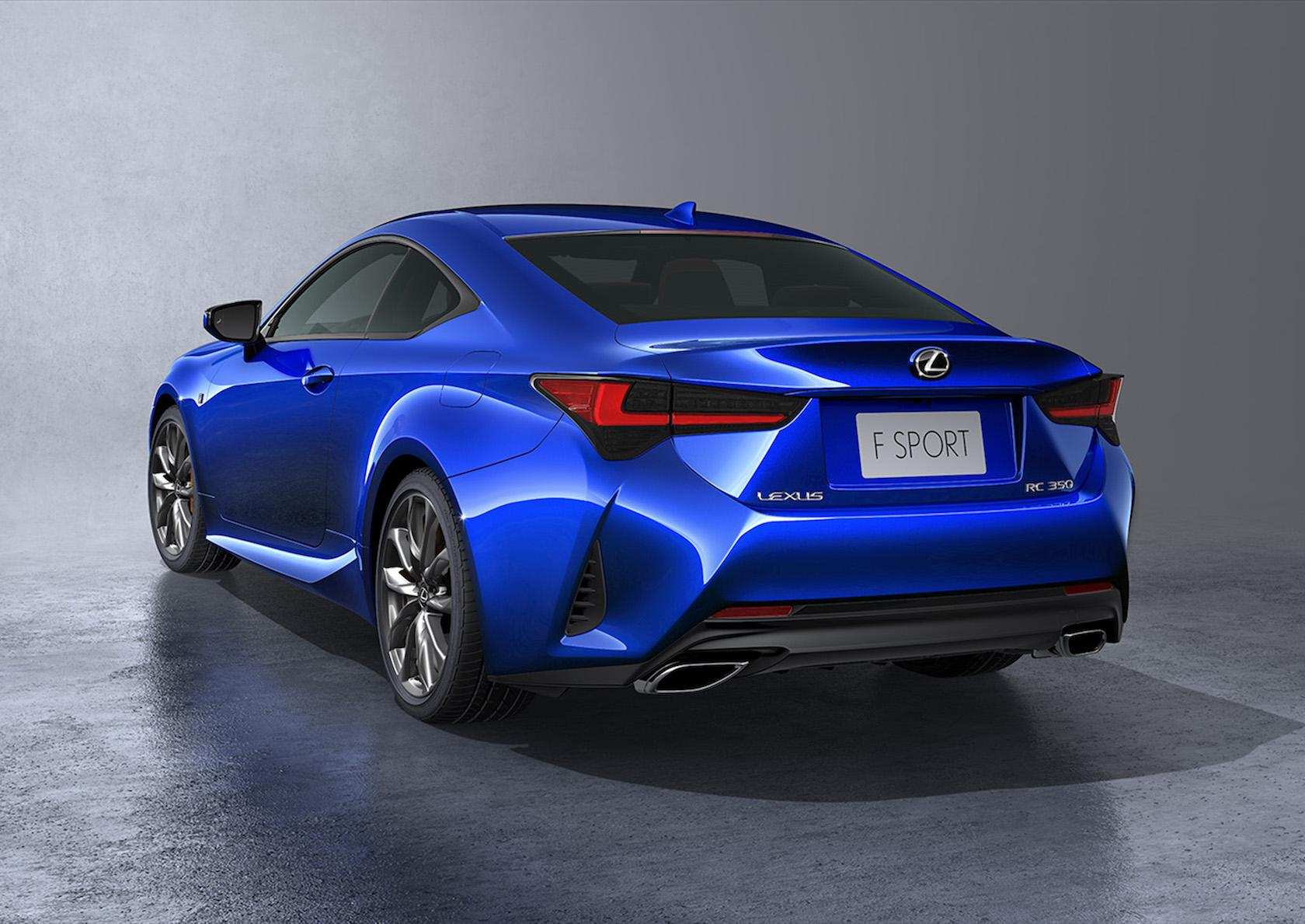 62 The 2019 Lexus Coupe Release