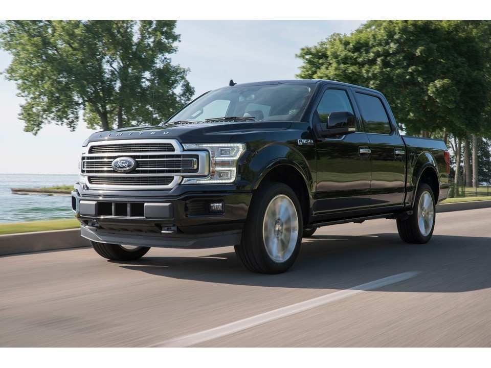 62 The Best 2019 Ford F 150 New Concept