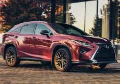 2019 Lexus Vehicles