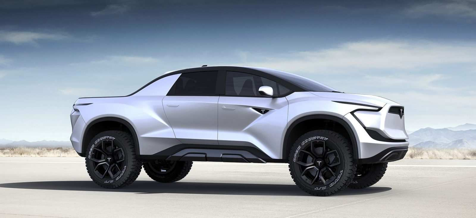 62 The Best 2020 Tesla Truck Concept