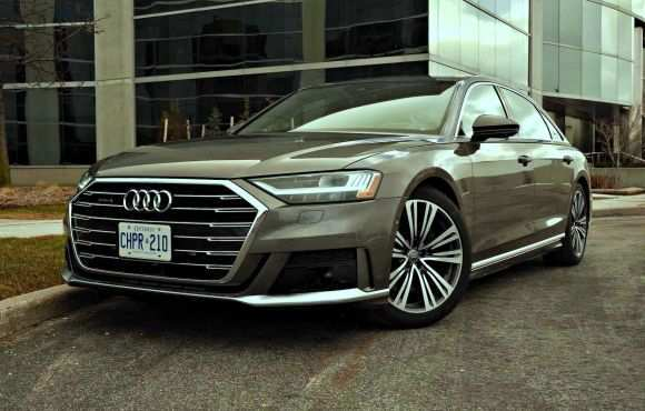 63 A 2019 Audi A8 Features Review