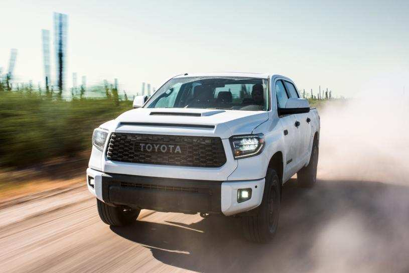 63 A 2019 Toyota Tundra Truck Configurations