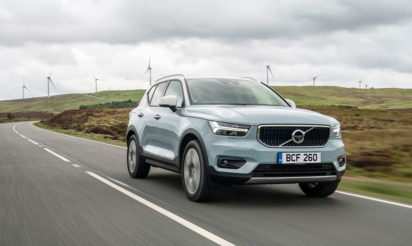 63 A 2019 Volvo Electric Car Release