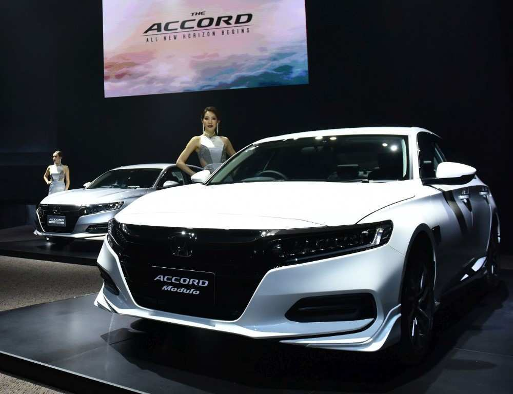 63 A 2020 Honda Accord Sedan New Model And Performance