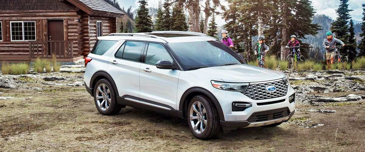 63 A Price Of 2020 Ford Explorer Exterior And Interior