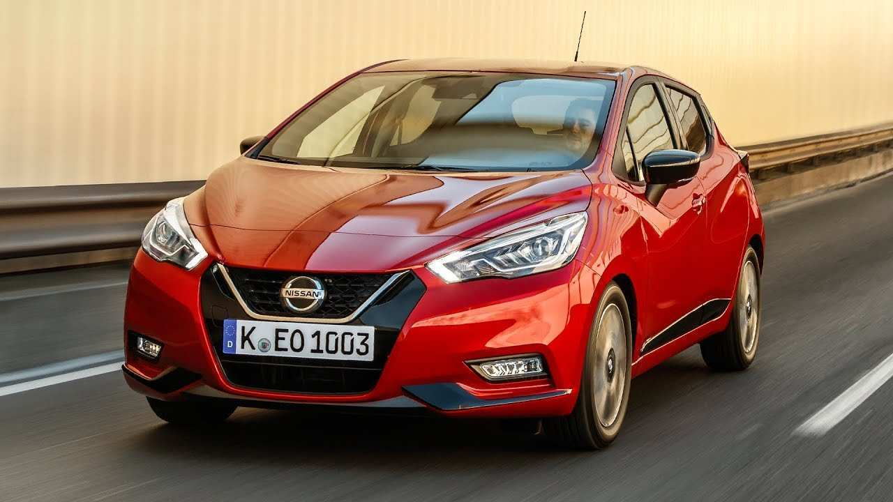 63 All New 2019 Nissan Micra Model