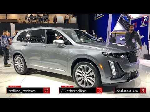 63 All New Cadillac Xt6 2020 Youtube Images
