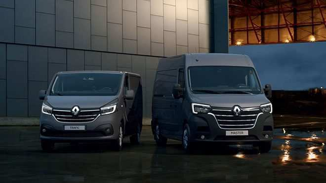 63 All New Renault Master 2020 Speed Test