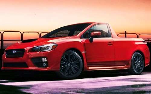 63 All New Subaru Truck 2020 Specs Redesign And Concept