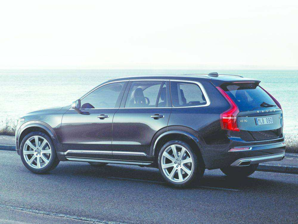 63 All New Volvo 2020 Pledge Research New