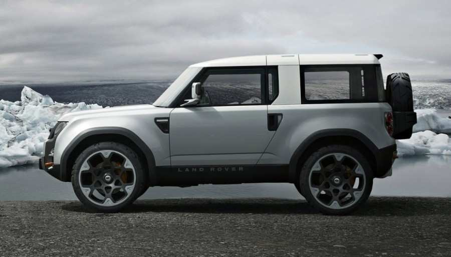 63 Best 2019 Land Rover Defender Ute Rumors
