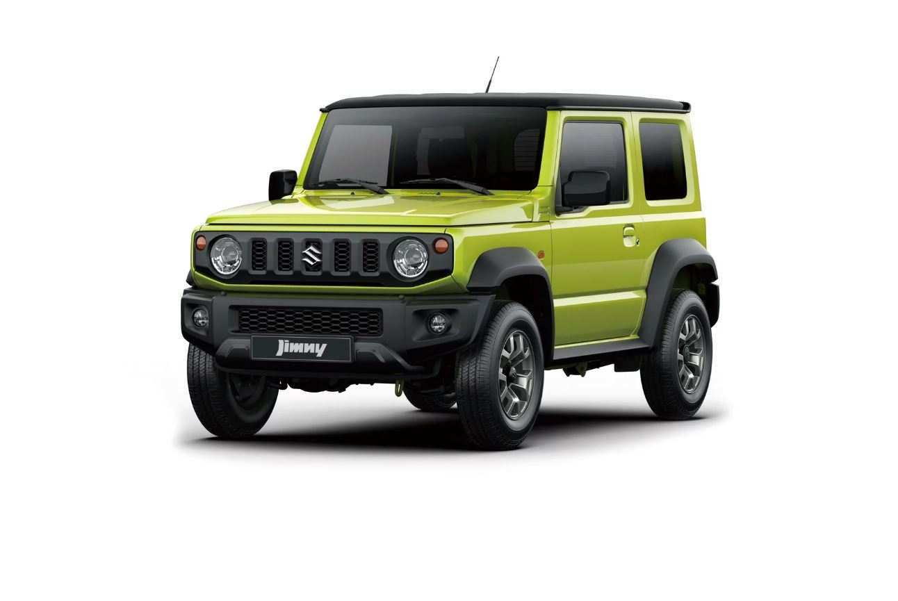 63 Best 2019 Suzuki Jimny Model