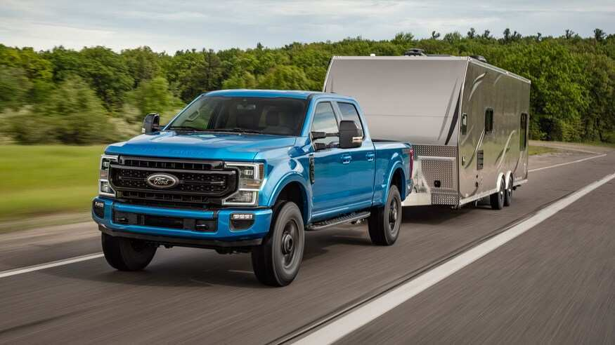 63 New Ford Powerstroke 2020 Review And Release Date