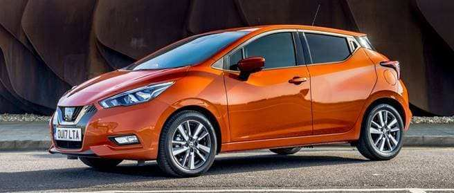 63 New Nissan March 2020 Brasil Release Date And Concept