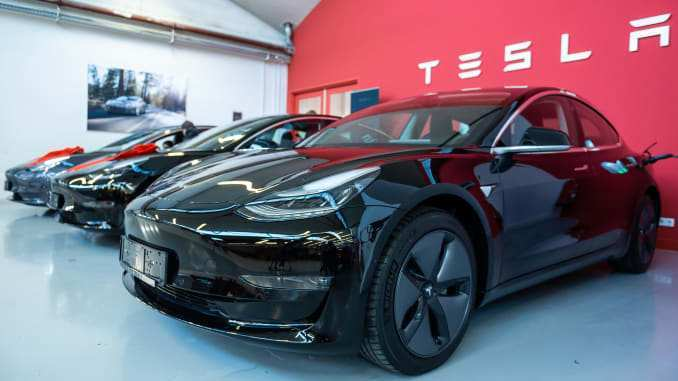 63 New Tesla 2019 Options New Concept