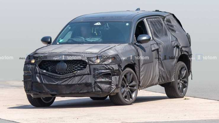 63 The 2020 Acura Mdx Spy Shots Redesign And Concept