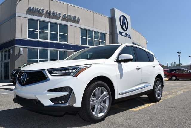63 The 2020 Acura Rdx Advance Package Specs