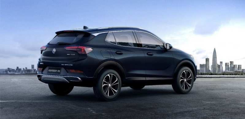 63 The 2020 Buick Encore Shanghai Review