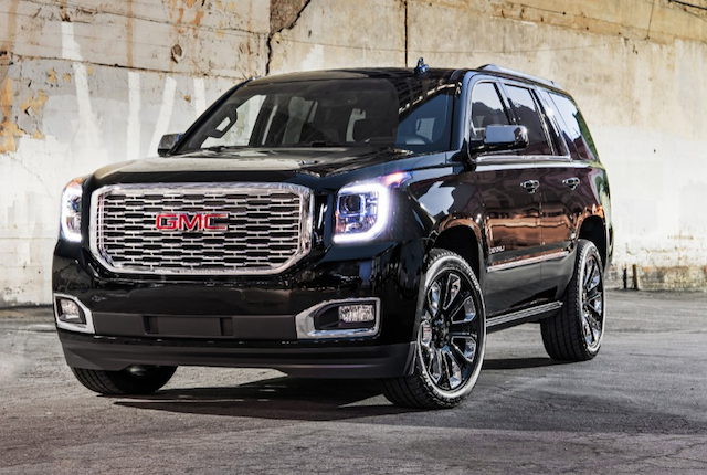 63 The 2020 Gmc Denali Yukon Review And Release Date