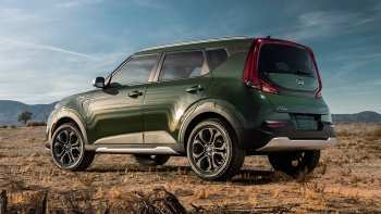 63 The 2020 Kia Soul Xline New Model And Performance