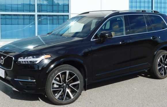 63 The Best 2019 Volvo Xc90 T8 Exterior And Interior