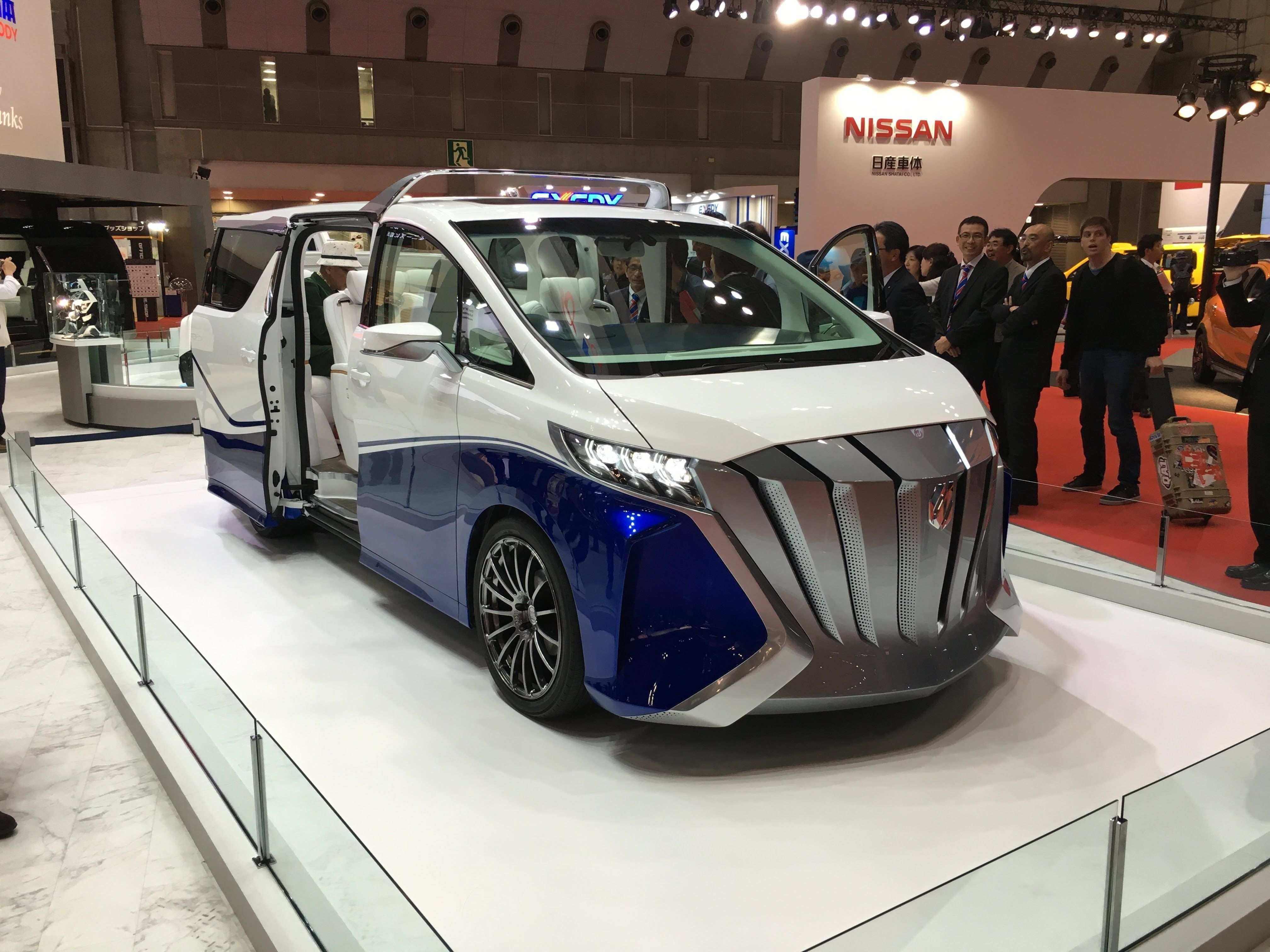 63 The Best Toyota Vellfire 2020 Spesification
