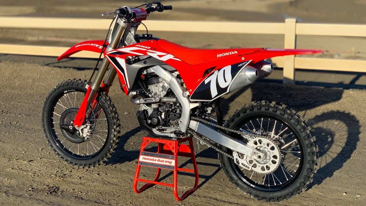 63 The Honda Dirt Bikes 2020 Research New