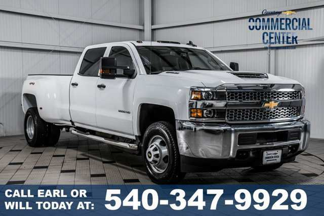 64 A 2019 Chevrolet 3500 Redesign