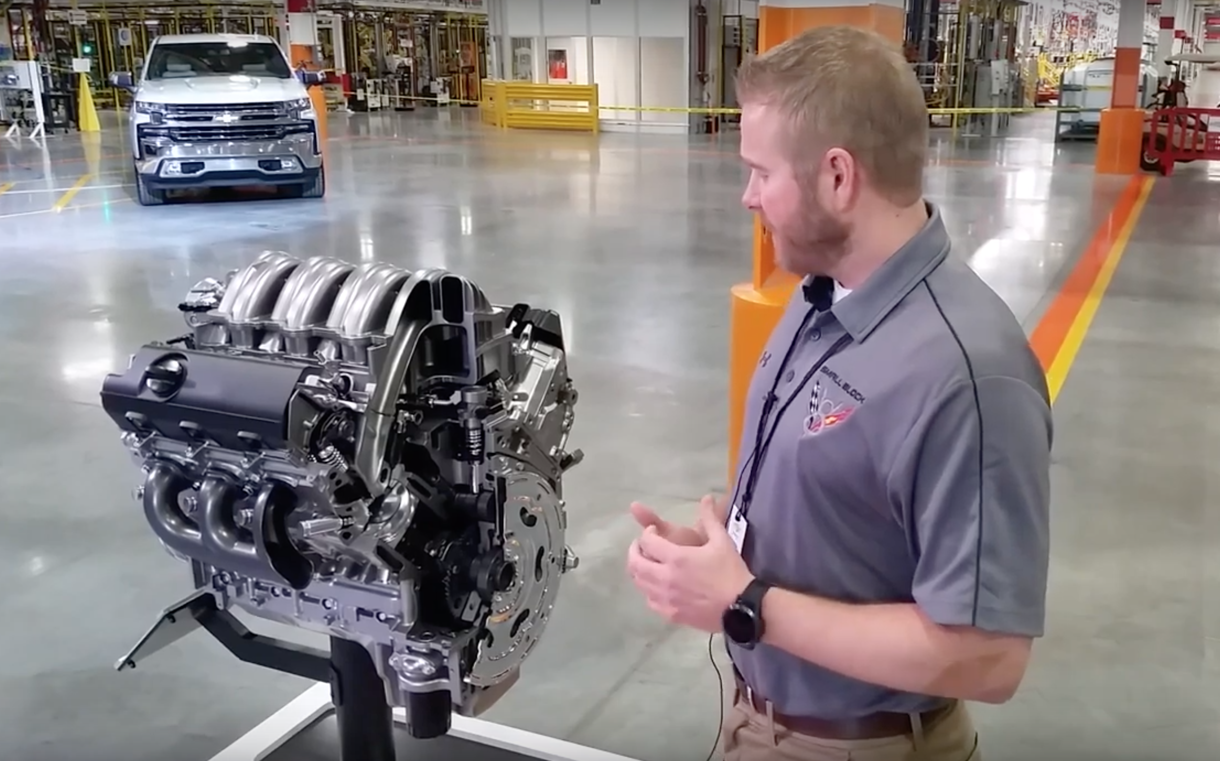 64 A 2020 Chevrolet Hd Gas Engine Redesign