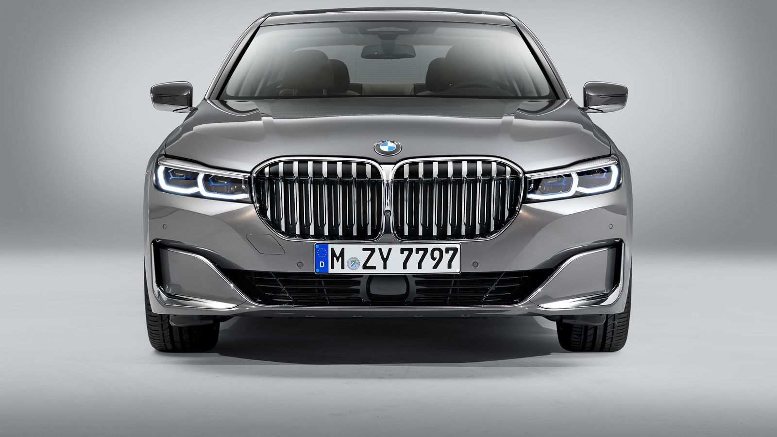 64 A Bmw Series 7 2020 Release